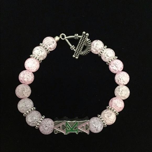 Jewelry - AKA SORORITY BRACELET